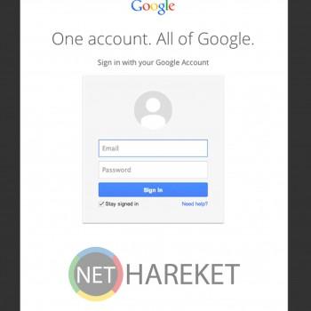 google-sifresiz